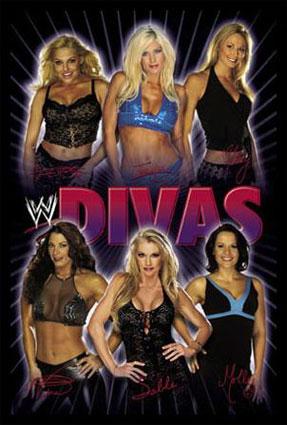 WWE Divas One Word