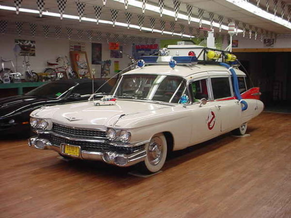 Ghostbusters 3 Car The gallery for -->...