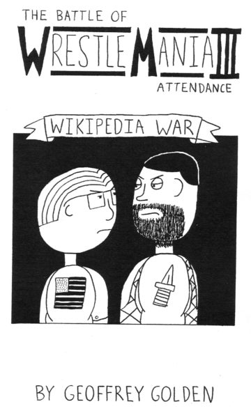 Wikipedia Wars Book Cover